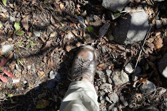 マインドル登山靴