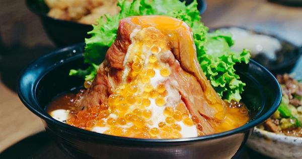 GYUU NIKU ステーキ專門店,讓人心動好大一碗的聖母丼、菲力炸牛丼!永春站日本料理美食!