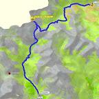 traccia GPS 2° giorno: 19,6 km!!!!!!