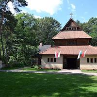 Śluby wieczyste s. Aleksandry w Laskach koło Warszawy