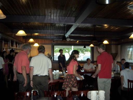Summer Scholars 2012 - Farewell Dinner
