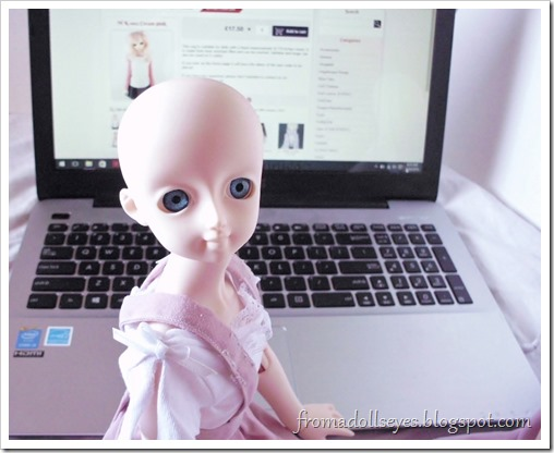 Bjd Hair: Choosing a Wig for Usagi