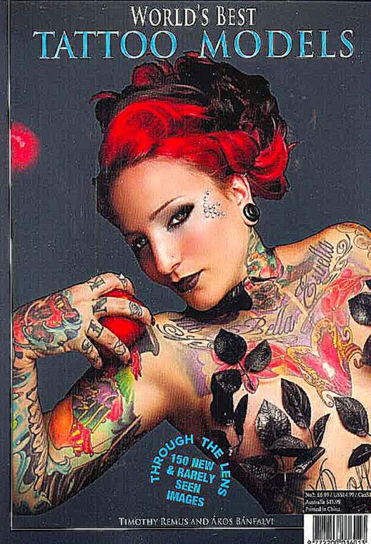 WP Body Art Series Magazine