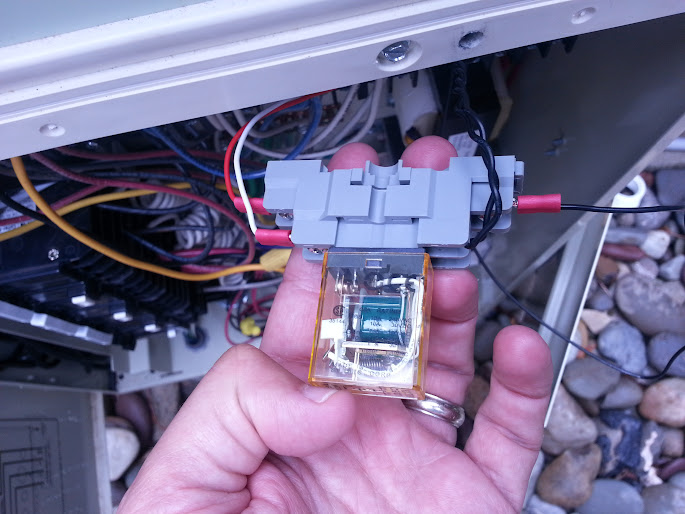 Adding 3rd Valve Actuator To My Easytouch 8 System