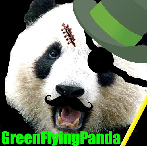 "Brian ""Greenflyingpanda"" Kieth"