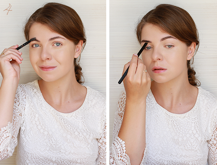 natural makeup routine, light and fresh make up for the summer, how to achieve a discrete makeup look, review products born pretty store, nude makeup tutorial