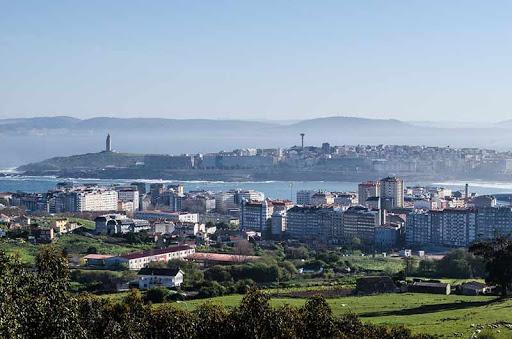 Senderismo Coruña