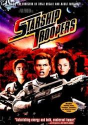 Starship Troopers - Nhện độc không gian