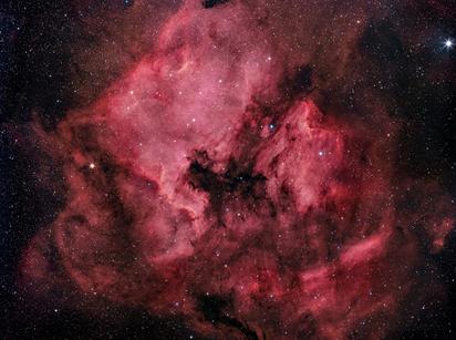 NGC 7000 e IC 5070