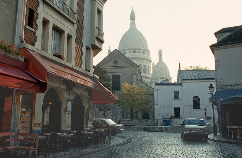 1. Early Morning. Montmartre -1