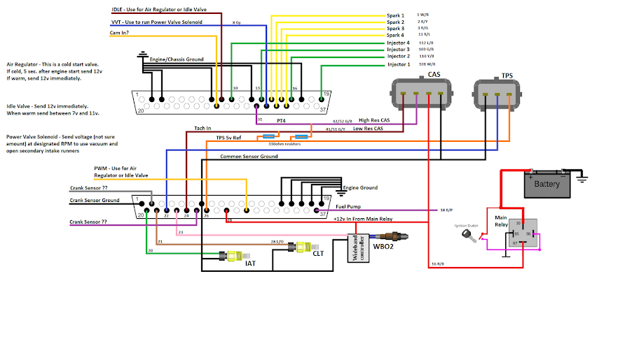 Ca18det Wiring Harness Question : Ms wiring diagram images