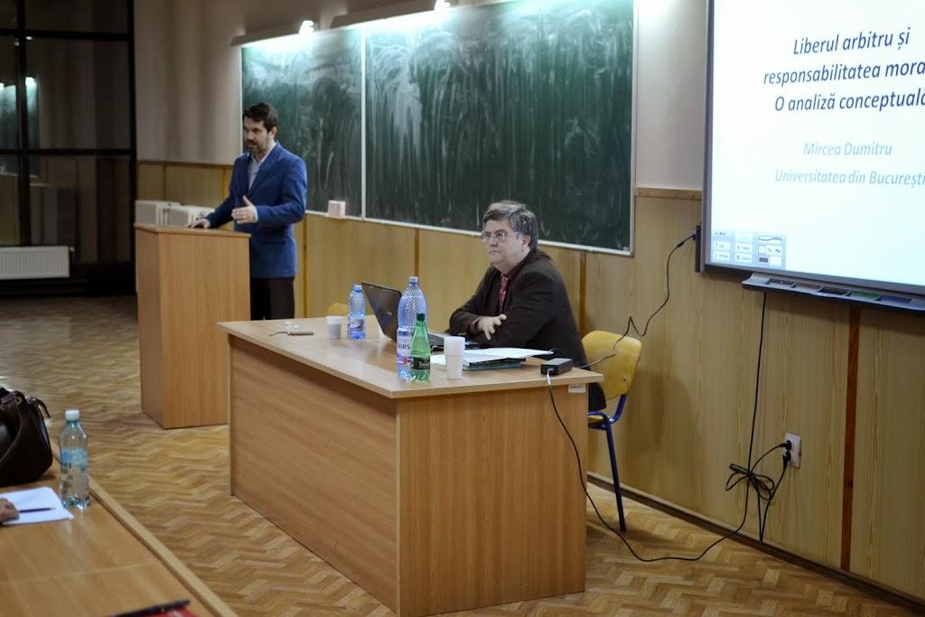 Mircea Dumitru - Liberul arbitru si responsabilitatea 018