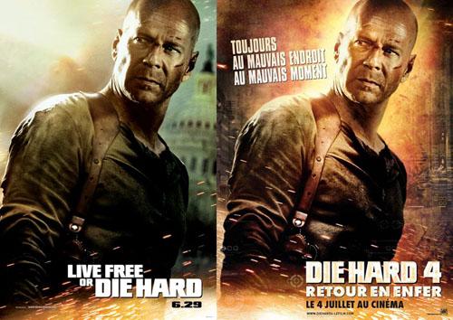 Live Free or Die Hard / Die Hard 4.0