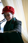 Sonia Sanchez. Split This Rock Poetry Festival. 2008.<br /> © jill brazel photography. To contact: jill@jillbrazel.com.