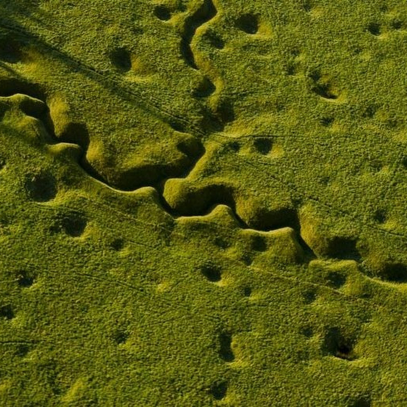 Scars of World War I: The Battlefield of Beaumont-Hamel
