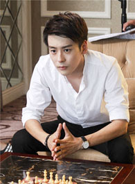 Miles Wei Zheming China Actor