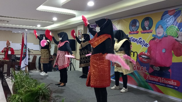 Taati Prokes, CMI Gelar Pentas Seni Budaya Nusantara, Bertekad Mendunia
