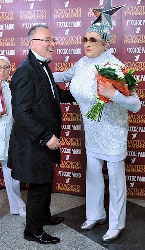 Вручение премии Золотой Граммофон 2011