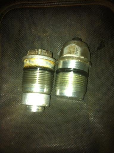 Puch Cobra MC 75 / TT - Diferencia Entre Horquillas IMG_2494