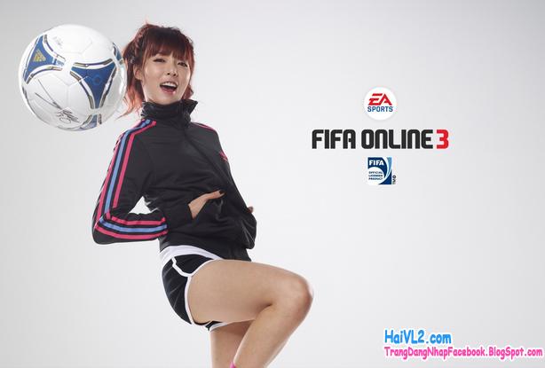 đăng ký nick fifa online 3 để chơi game bóng đá