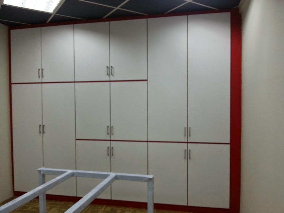 builtin cabinet