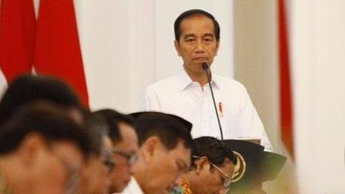 Ini yang Buat Jokowi Jengkel Sama Menteri, Sabar Ya Pak!