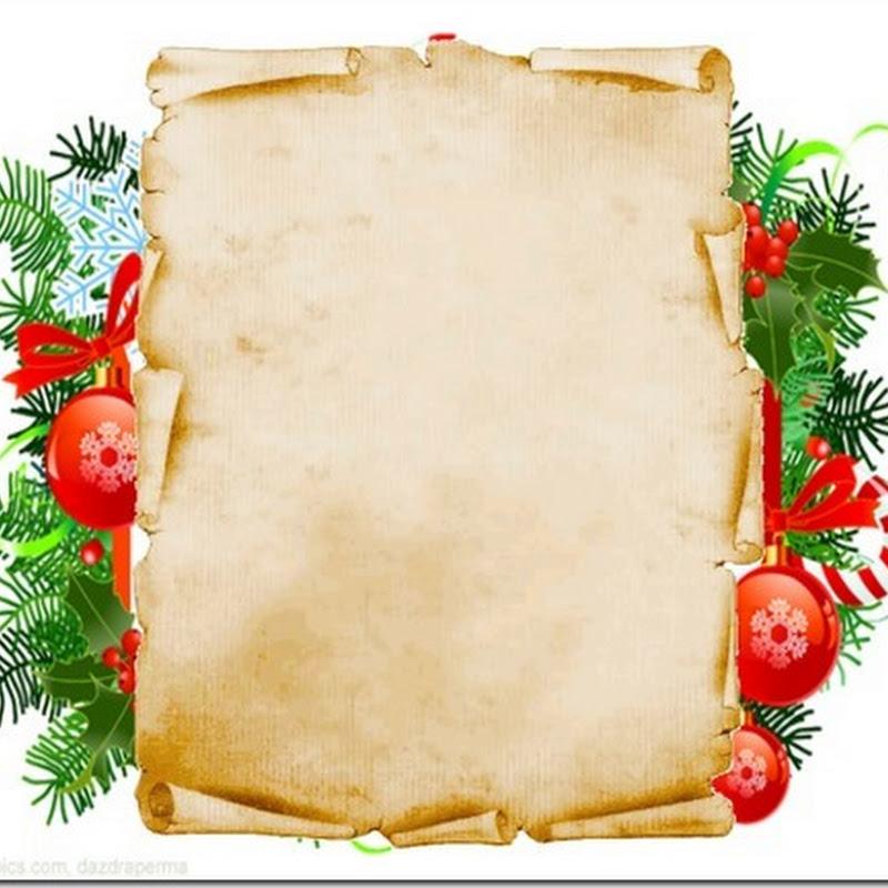 Descargar pergaminos de Navidad
