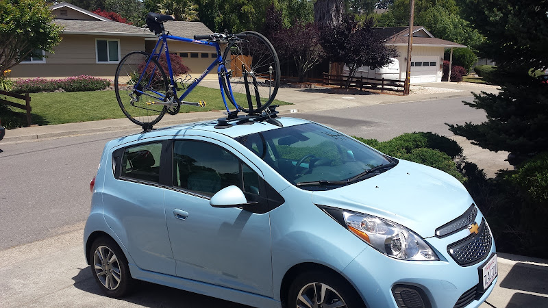 Chevy Spark Ev Forum View Topic Bike Carrier