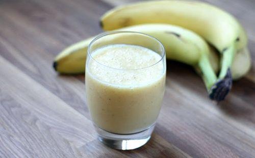jus buah pisang enak