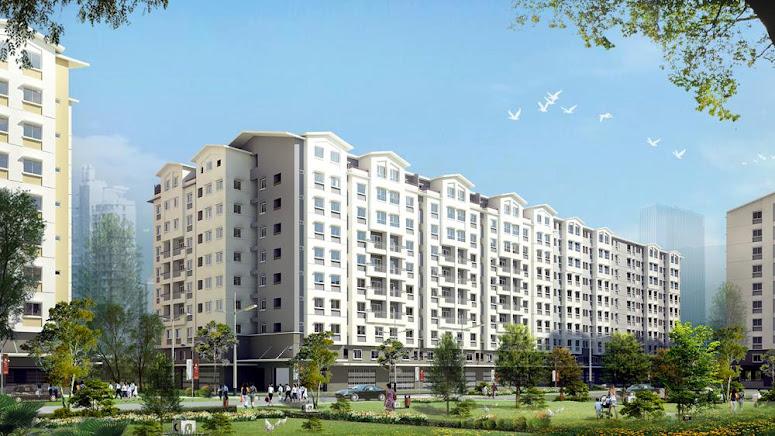Bán căn hộ quận Bình Tân . Ehome 3 – Tây Sài Gòn 3