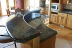 England Brown Granite Minibar
