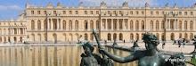 Versailles : bassin et palais