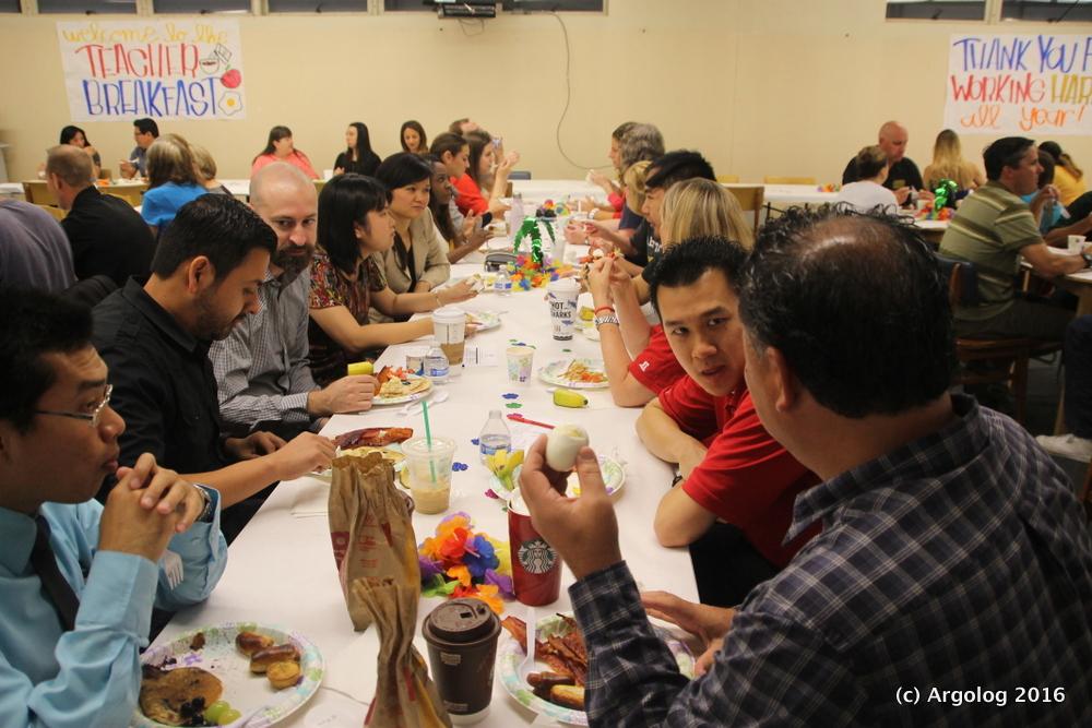 Faculty Appreciation Breakfast (Jun 8 16) (KN)
