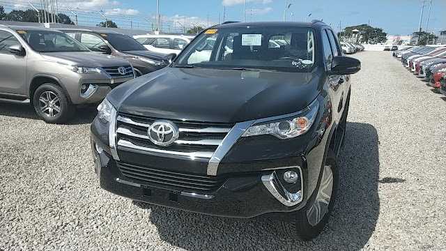 All New FORTUNER 2.4L 4x2G   Interior And Exterior
