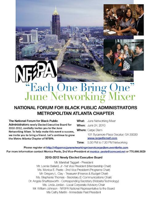 June 2010: Each One Bring One Networking Mixer - June%2BMixer.jpg