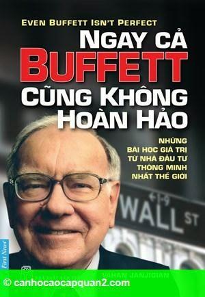 Hình 2: Học hỏi Buffett một cách khôn ngoan