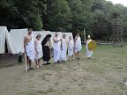 Ranní audience u řeckých bohů.