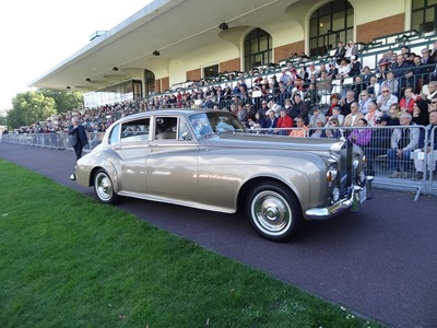 2016.10.02-029 33 Rolls-Royce Silver Cloud 1965