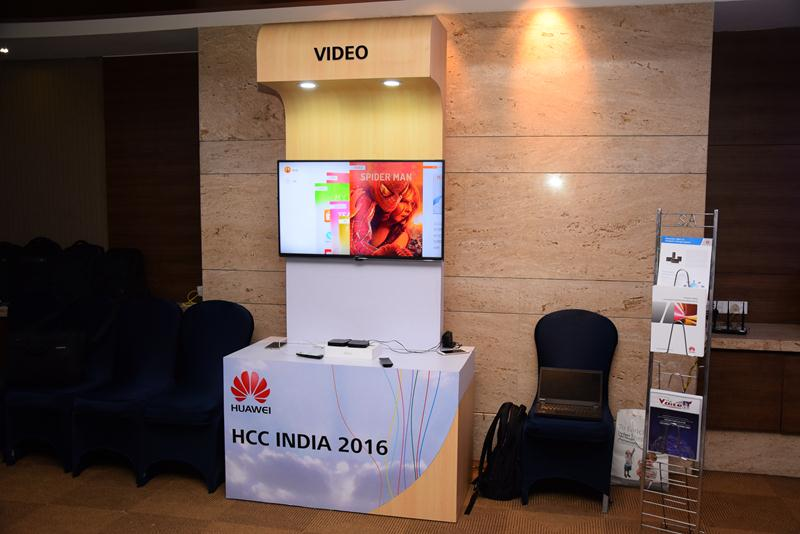 Huawei Cloud Congress India 2016 - 6