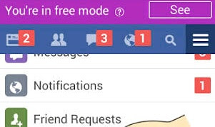 How to See Photos in Facebook Free Mode (Freebasic)