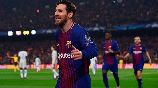 Lionel Messi Speaks As Barcelona Thrash Man United 3 – 0