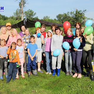 Семейный йога-сплав 2015