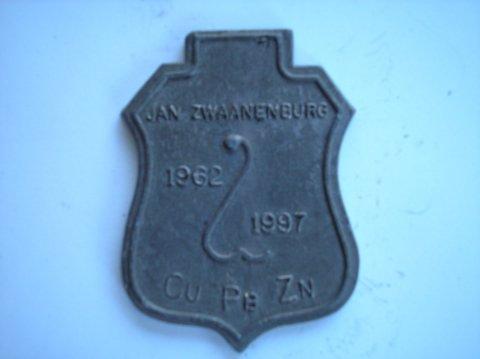 Naam: Jan ZwaanenburgPlaats: LeidenJaartal: 1962-1997