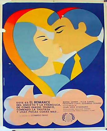 El romance del Aniceto y la Francisca (1966) VHS