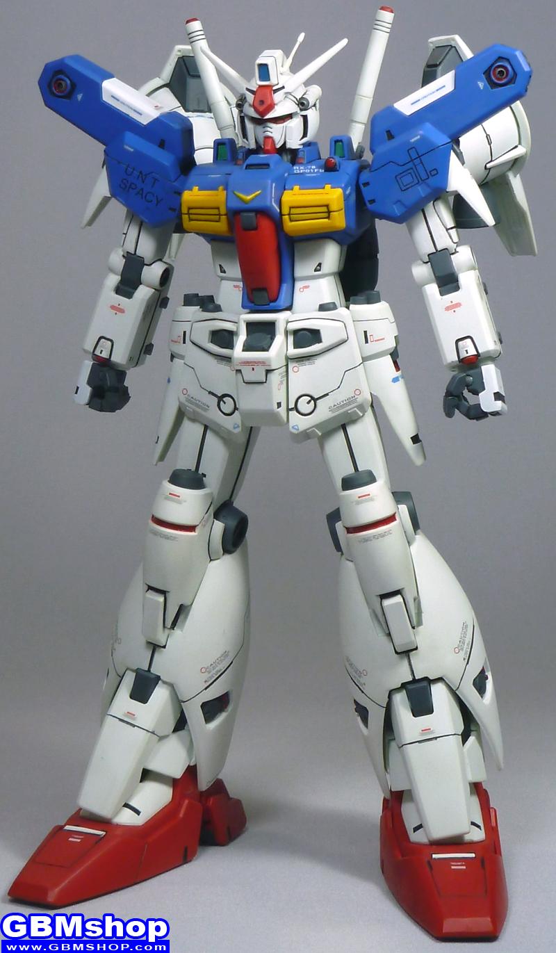 1/100 MG RX-78GP01-Fb Gundam Zephyranthes Full Burnern