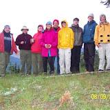 Group photo at 6900+ feet