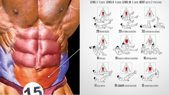 Three Simple Exercises To Work Your Lower Abdominals!
