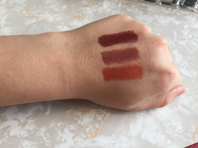 newlook, Pure Colour, makeup, range, beauty, lipsticks, highstreet, tkmax, shades, autumn,