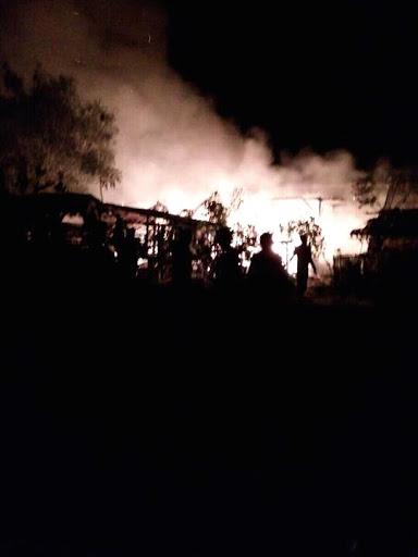 Arus Pendek Listrik Sebabkan Kebakaran di 2 Kecamatan
