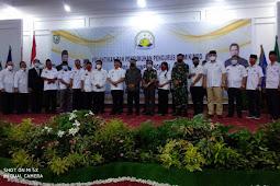 DPD Hipmikindo Provinsi Bengkulu Resmi Dikukuhkan, Ketum LBR Ucapkan Selama dan Sukses